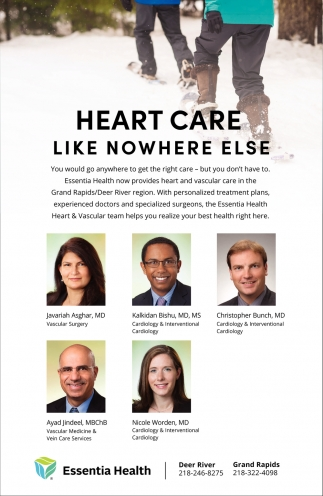 Heart Care Like Nowhere Else