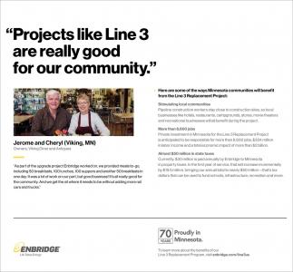 Projects Like Line 3