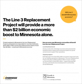 The Line 3 Replacement