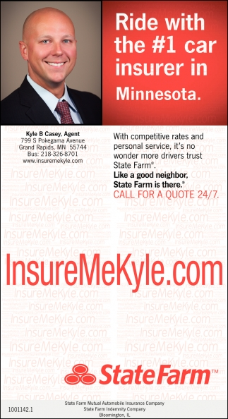 Ride With The #1 Car Insurer In Minnesota