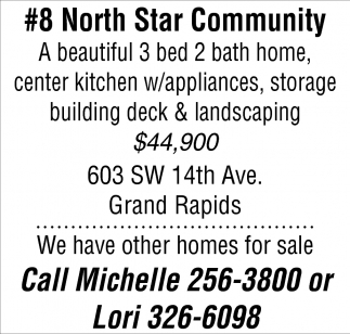 #8 North Star Community