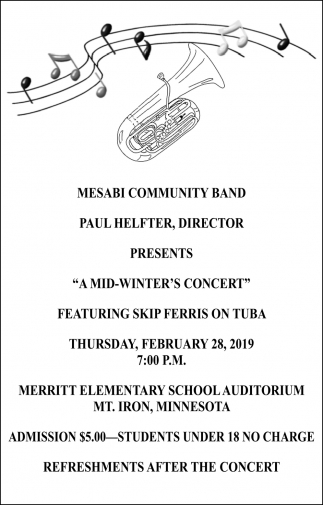 A Mid-Winter Concert