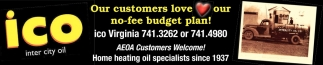 Our Customers Love Our No-fee Budget Plan!