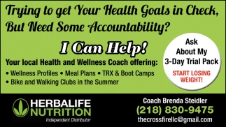 I Can Help!, Herbalife Nutrition