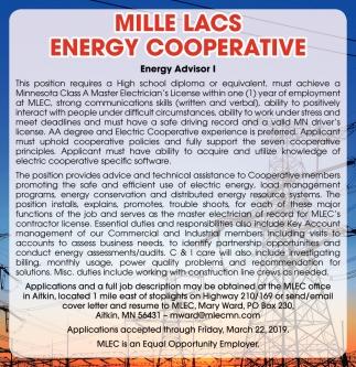 Energy Advisor I