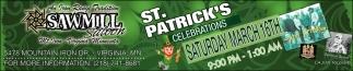 St. Patrick's Celebrations