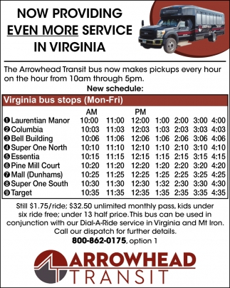 Now Providing Even More Service In Virginia