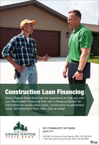 Construction Loan Financial