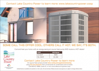 Contact Lake Country Power