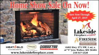 Home Show Sale On Now!
