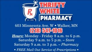 Thrifty White Phamarcy