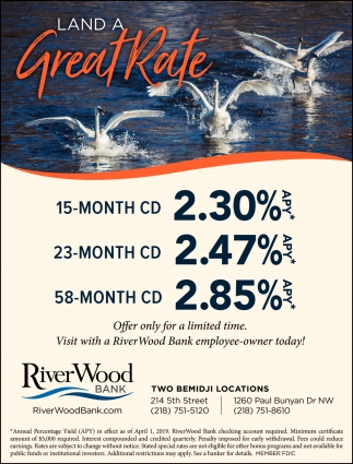 Land A Great Rate