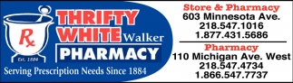 Serving Prescriptions Needs Since 1884