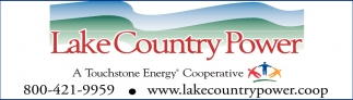 A Touchstone Energy Cooperative