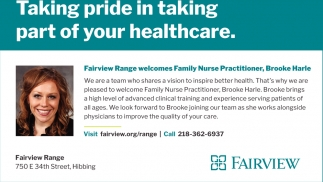 Taking Pride In Taking Part Of Your Healthcare