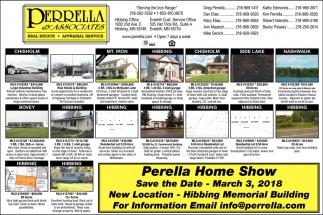 Perella Home Show