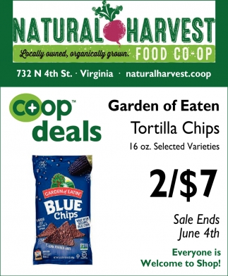 Garden Of Eaten Tortilla Chips