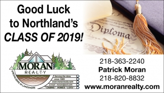 Good Luck To Northland's Class Of 2019!