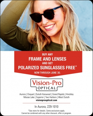 Buy Any Frame And Lenses