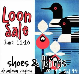 Loon Sale