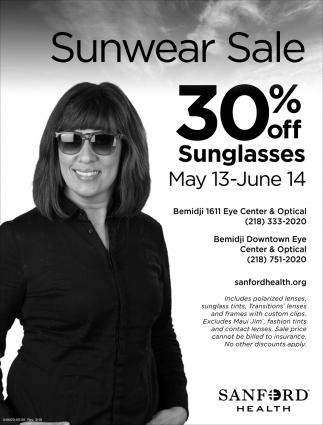 Sunwear Sale