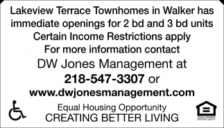 Lakeview Terrace Townhomes