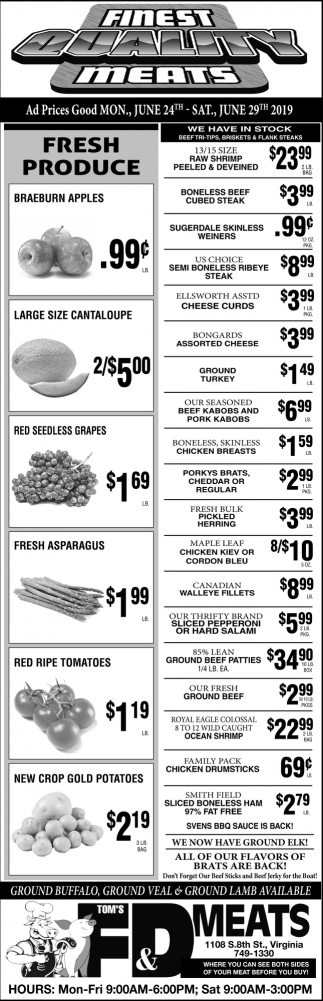 Finest Quality Meats