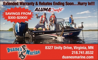 Extended Warranty & Rebates Ending Soon