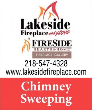 Chimney Sweeping