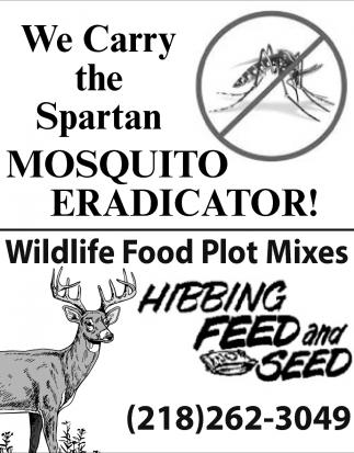 Mosquito Erradicator!