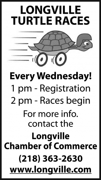 Longville Turtle Races