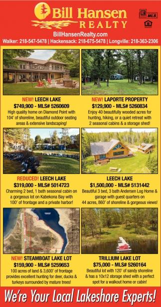 New! Leech Lake