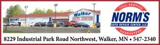Norm's Auto Repair Center