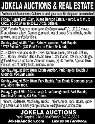 Jokela Auction & Real Estate