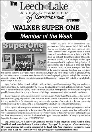 Walker Super One