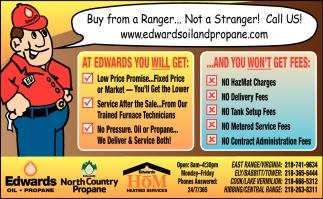 Buy From A Ranger... Not A Stranger!
