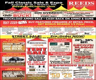 Fall Classic Sale & Expo