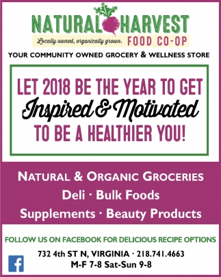 Your Community Owned Grocery And Wellness Store