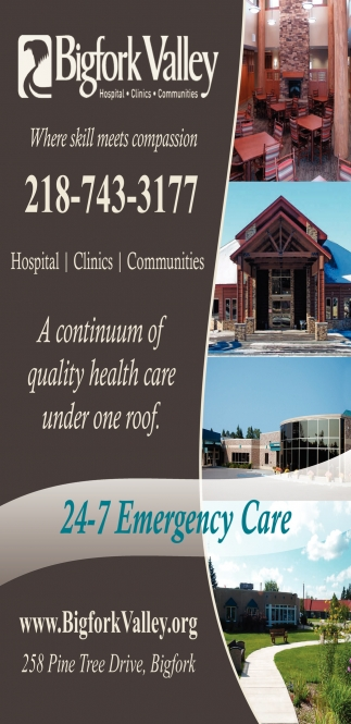A Continuum Of Quality Health Care Under One Roof