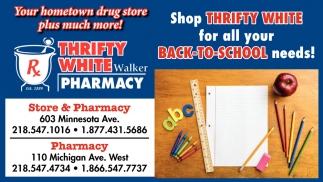 Back-To-School Needs!