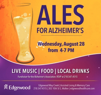 Ales For Alzheimer's