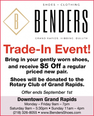 Trade-In Event!