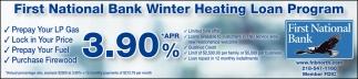 Winter Heating Loan Program