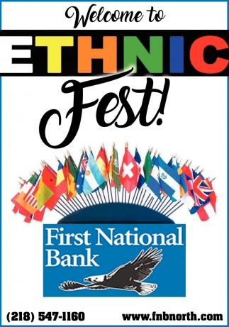 Welcome To Ethnic Fest!