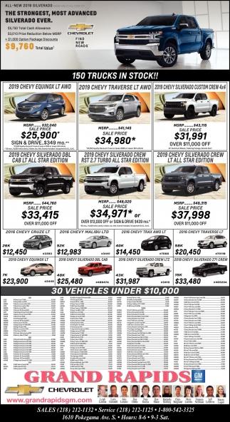 30 Vehicles Under $10,000
