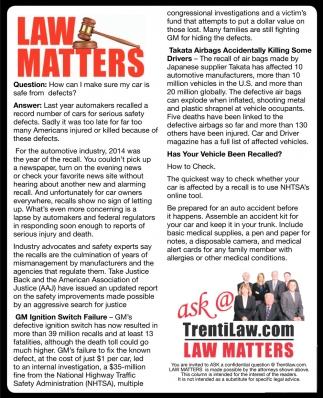 Law Matters