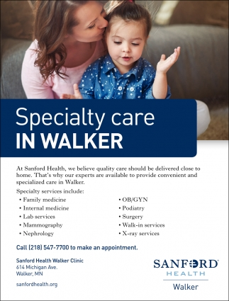 Specialty Care In Walker