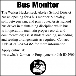 Bus Monitor