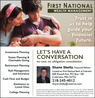Trust In Us To Help You Gide Your Financial Future