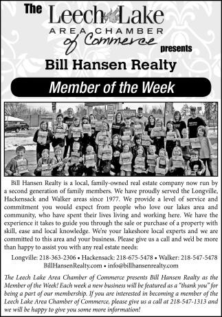 Bill Hansen Realty